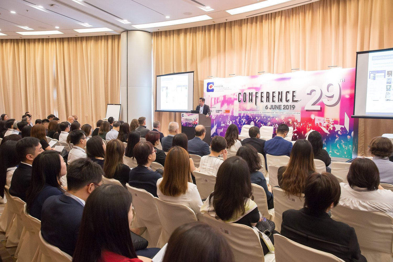 rsz 2 over 160 participants attended the hkecia annual conference on 6 june